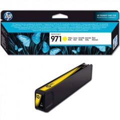 Cartus cerneala original HP 971 Yellow (CN624AE)