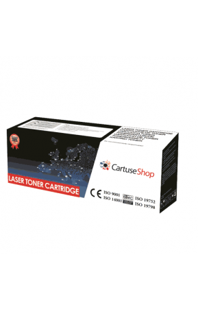 Cartus toner compatibil CS HP CF412A Yellow