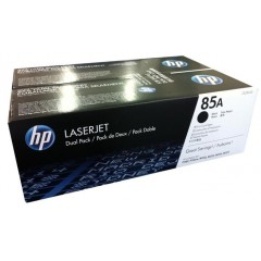 Cartus toner original HP CE285AD (dual-pack)