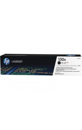 Cartus toner original HP 130A Black (CF350A)