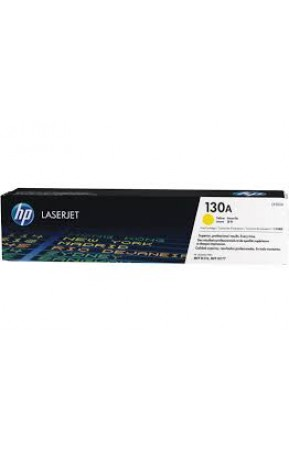Cartus toner original HP 130A Yellow (CF352A)