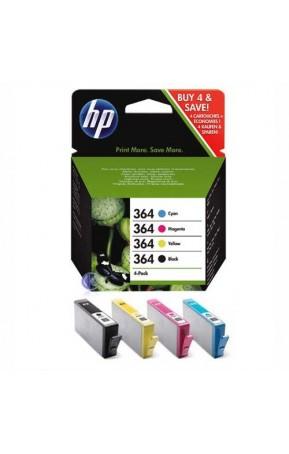 Cartus cerneala original HP 364 CMYK Combo 4-Pack (N9J73AE)