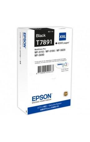 Cartus cerneala original Epson C13T789140 XXL Black