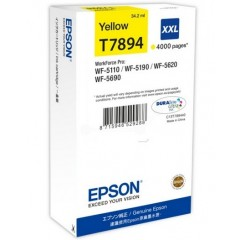 Cartus cerneala original Epson C13T789440 XXL Yellow