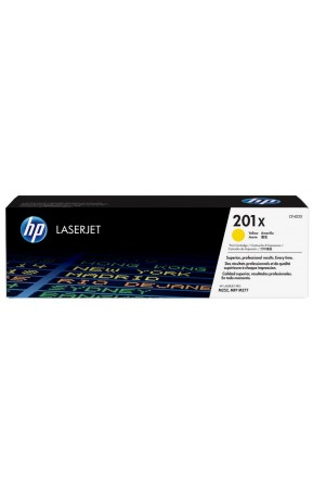 Cartus toner original HP 201X CF402X 2.3K