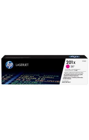 Cartus toner original HP 201X CF403X 2.3K