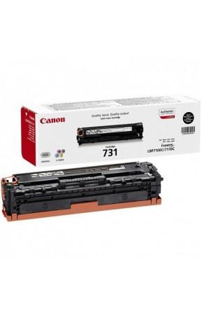 Cartus toner original Canon CRG731Bk