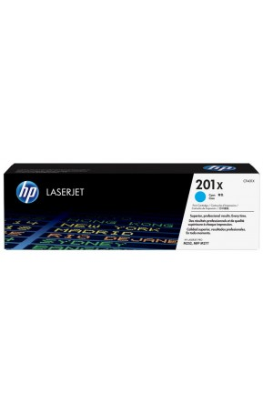 Cartus toner original HP 201X CF401X 2.3K