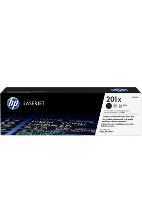 Cartus toner original HP 201X CF400X 2.8K