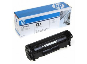 Cartus toner original HP Q2612A