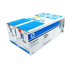 Cartus toner original HP Q2612AD (dual pack)