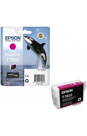 Cartus cerneala original Epson MAGENTA C13T76034010