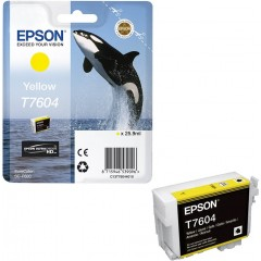 Cartus cerneala original Epson YELLOW C13T76044010