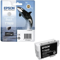 Cartus cerneala original Epson LIGHT LIGHT BLACK C13T76094010