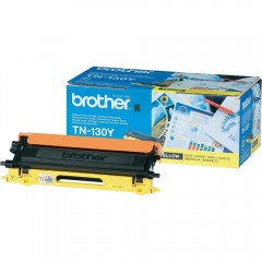 Cartus toner original Brother TN130Y
