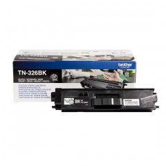 Cartus toner original Brother TN326BK