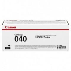 Cartus toner original Canon CRG040BK