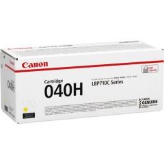 Cartus toner original Canon CRG040HY