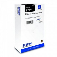 Cartus cerneala original Epson C13T755140 XL Black