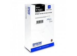 Cartus cerneala original Epson C13T755140 XL Black