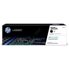 Cartus toner original HP 205A CF530A Black 1100 pagini