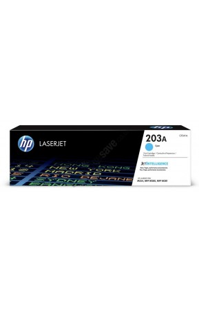 Cartus toner original HP 203A CF541A Cyan 1.300 pagini