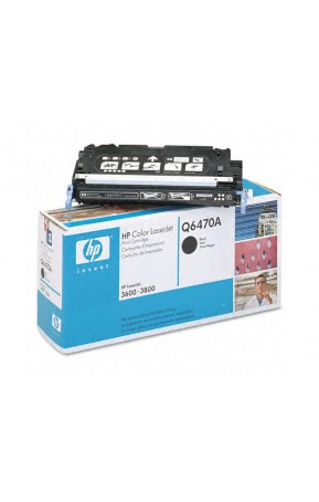 Cartus toner original HP Q6470A