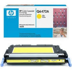 Cartus toner original HP Q6472A