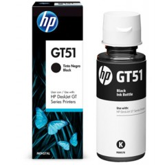 Cartus cerneala original HP GT51 Black
