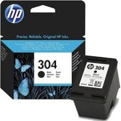 Cartus cerneala original HP 304 Black (N9K06AE)
