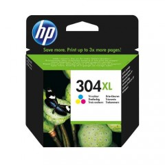 Cartus cerneala original HP 304XL Tri-color (N9K07AE)