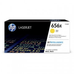 Cartus toner original HP 656X Yellow (CF462X)