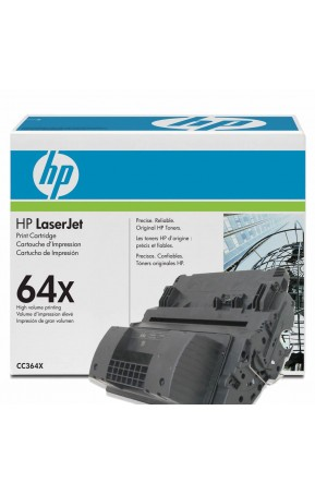 Cartus toner original HP CC364X