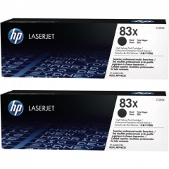 Cartus toner original HP CF283XD (dual pack)