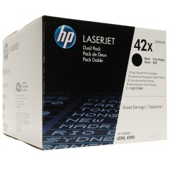 Cartus toner original HP Q5942XD