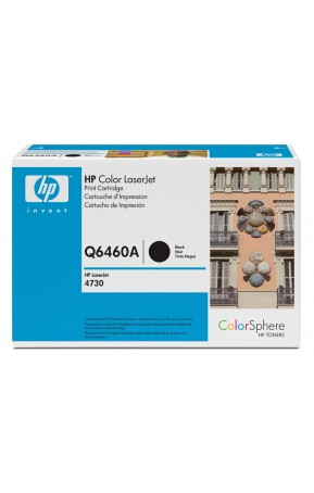 Cartus toner original HP Q6460A