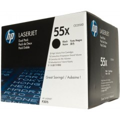 Cartus toner original HP CE255XD