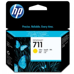 Cartus cerneala original HP 711 29ml Yellow