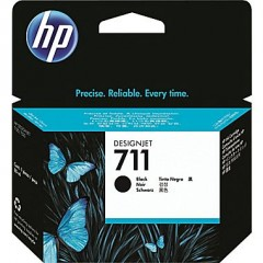 Cartus cerneala original HP 711 80ml Black