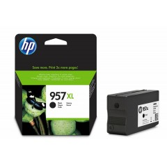 Cartus cerneala original HP 957XL Black 3000 pagini (L0R40AE)