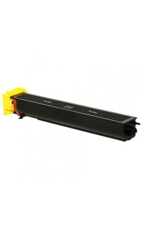 Cartus toner original Konica-Minolta TN-711Y A3VU250 Yellow 31500 pagini