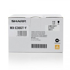 Cartus toner original Sharp MXC-30GTY