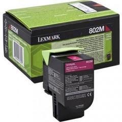 Cartus toner original Lexmark 80C20ME