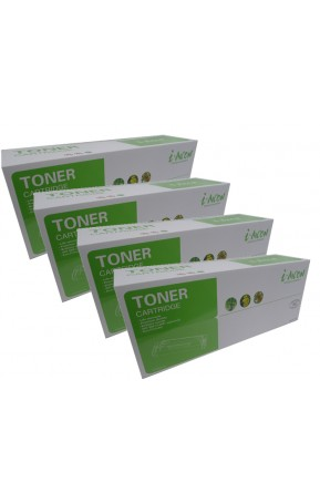 Cartus toner compatibil i-Aicon 4 Pack H-128A