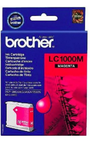 Cartus cerneala original Brother LC1000M