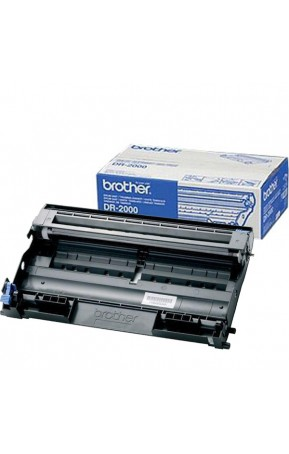 Cartus toner original Brother DR2000YJ1