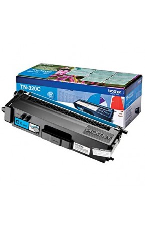 Cartus toner original Brother TN320C
