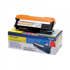 Cartus toner original Brother TN320Y