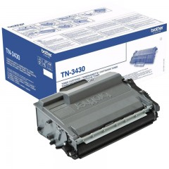 Cartus toner original Brother TN3430