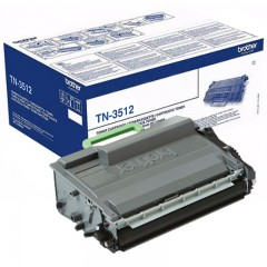 Cartus toner original Brother TN3512